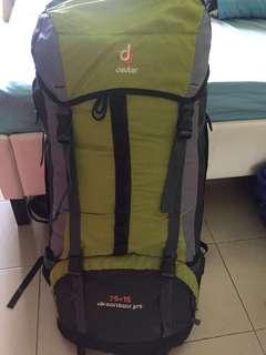 Deuter Bag 75+15L