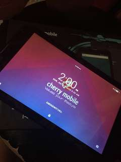 Cherry mobile tablet (SUPERION RADAR . C)