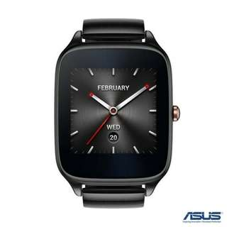 Asus Zenwatch 2 Sparrow Sudah Wear OS 2.0 Waterproof IP 67