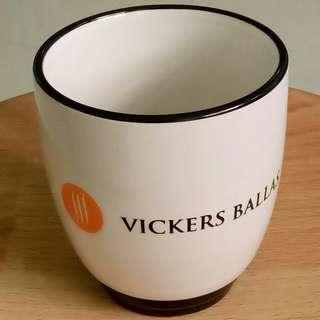 ANTIQUE 20YEARS DBS VICKER BALAS MUG CUP