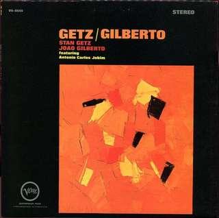 Stan Getz/Joao Gilberto Vinyl