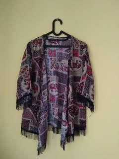 Kimono Outer tangan 3/4