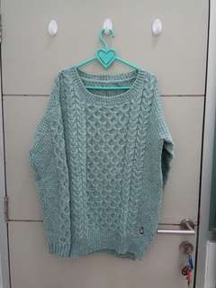 Sweater Rajut Import