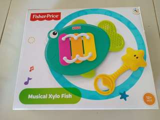 FisherPrice XyloMusical