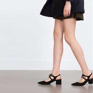 Woman Low Heels
