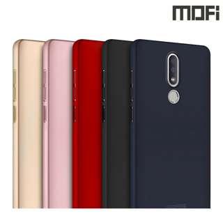 Nokia X6 MOFI 凡盾 保護殼 手機後背硬殼Case Shell 0843A