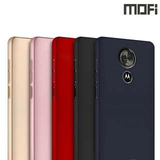 MOTO E5 Play MOFI 凡盾 保護殼 手機後背硬殼Case Shell 0832A