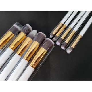 10pc make up brush set [FREE NM]