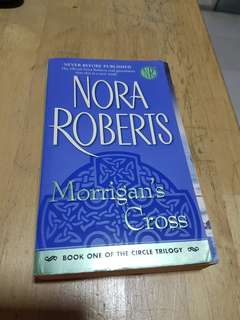 Nora roberts - book 1 of circle trilogy