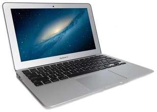 Macbook Air 11 inch early 2014