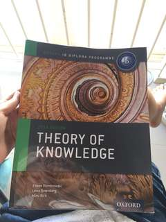 Theory of Knowledge for IB