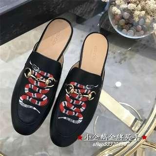 Gucci Half Shoes
