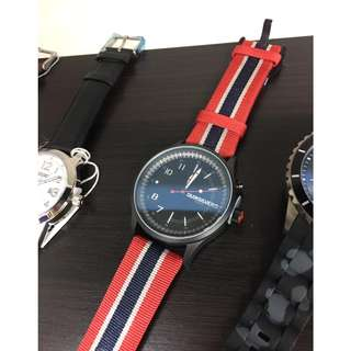 iN Time 手表開倉 夏祭大特賣 Quiksilver 有夜光