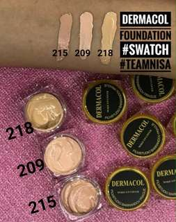 Original Dermacol Foundation 4g