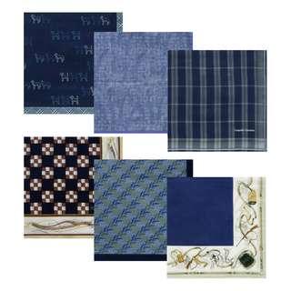 Premium Men's Handkerchief Set A