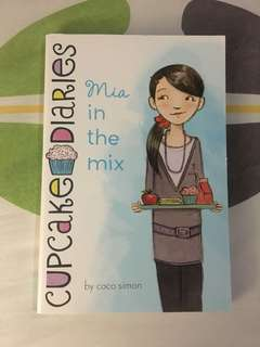 Cupcake Diaries – Book 2: Mia in the Mix