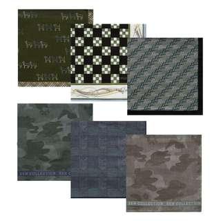 Premium Men's Handkerchief Set B