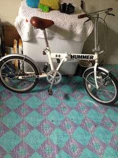 Hummer bike 🚴 Japan surplus