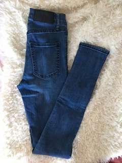Cheap Monday skin tight jeans
