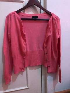 Worthington pink cover up