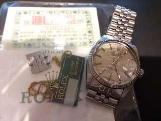 Rolex 16014 布紋面