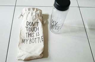 Botol Minum & Case