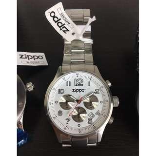 iN Time 手表開倉 夏祭大特賣 Zippo鋼帶計時, 超値