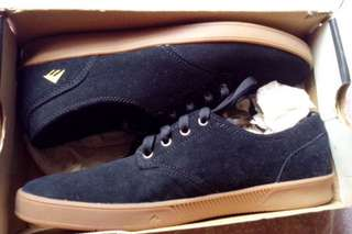 """AUTHENTIC EMERICA """"the Romero Laced"""" shoes"""