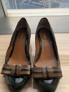 Authentic Fendi Pumps size 38