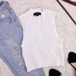 Authentic Forever21 Turtleneck Top