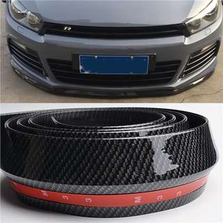Car Lip Bumper