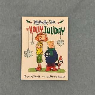 2 Judy Moody & Stink Book Bundle