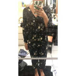 Pull and bear jumpsuit