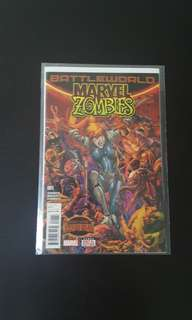 Marvel Secret Wars Marvel Zombies #1