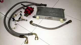 Earls oil cooler original