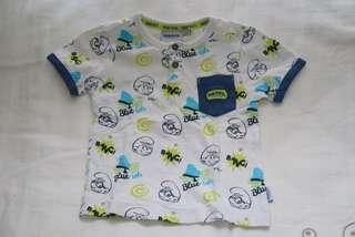 🚚 Smurf tshirt