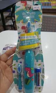 Dino poweres toothbrush