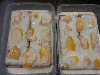 Mango Float super creamy 😋
