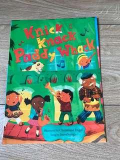 Knick Knack Paddy Whack ( Christiane Engel)