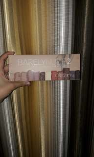 Beauty creations barely nude 2 eyeshadow palette #maudecay
