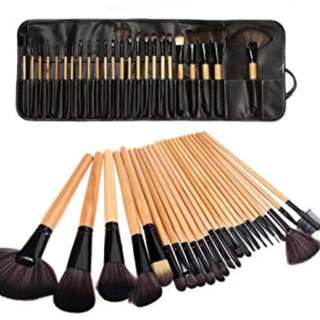 GV Professional Cosmetics Make-Up Brushes 24-piece Set