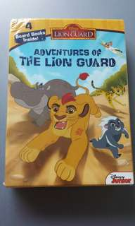 BN Disney Adventures Of The Lion Guard