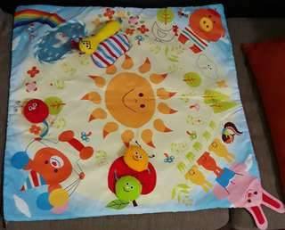 Benesse Baby Playmat with Sensory Stimulation