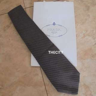 NEVER BEEN USED - AUTHENTIC PRADA TIE