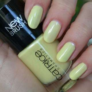 Catrice Nail Polish (81 My Yellow Fellow)