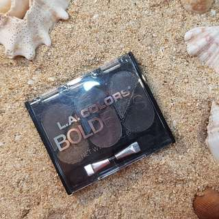 L. A. Colors BOLD EYES (BES523 Dazzling)