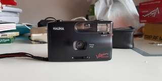 Halina Vision Snapz 35mm Film Camera