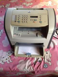 3-1 printer, fax scanner