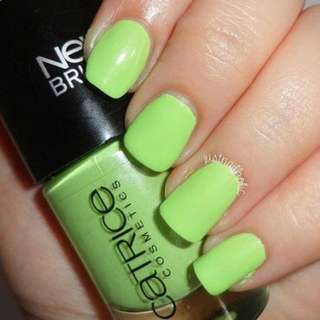 Catrice Nail Polish (80 Blurred Limes)