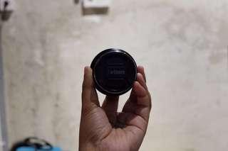 Manual Lens 7artisans 25mm F1.8 black Fuji X